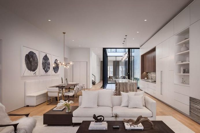 25 Mercer Townhouse by Fogarty Finger Architecture 4