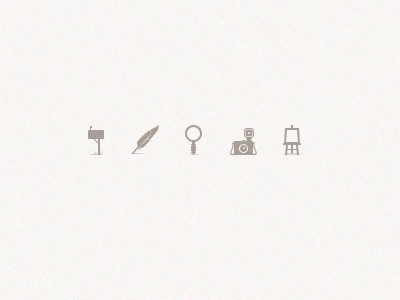 Dribbble - #pictograms