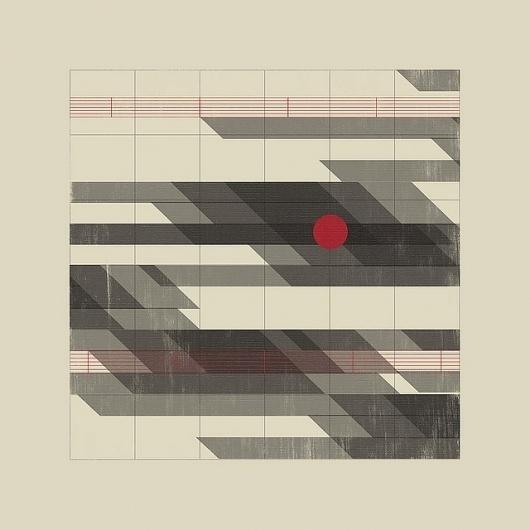 Highway Grid | Flickr - Photo Sharing! #design #minimal