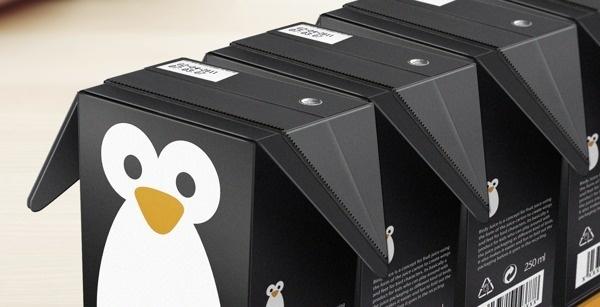 Birdy Juice - Mats Ottdal #packaging #bird