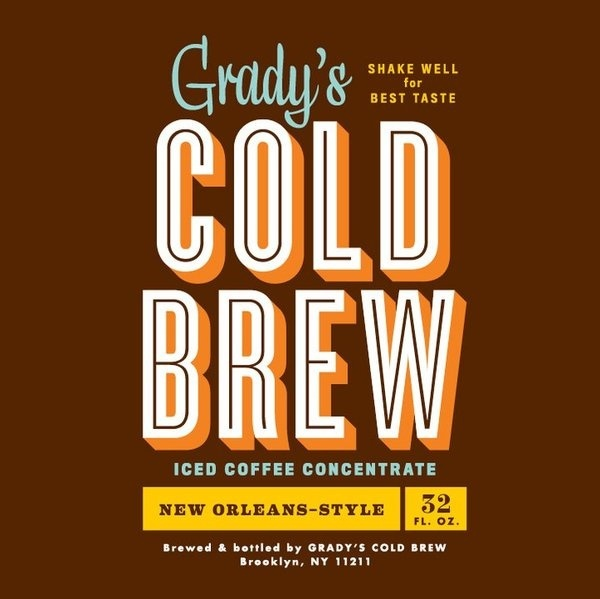 cold brew front.jpg #logo #liza #cyclone #typography