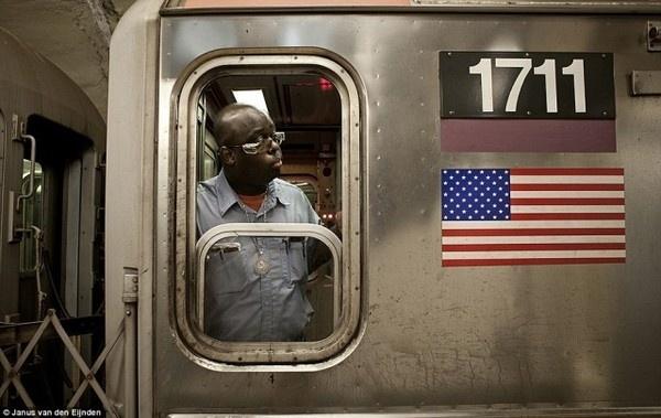 Newyorksubwaydrivers 10 #york #portrait #subway #new