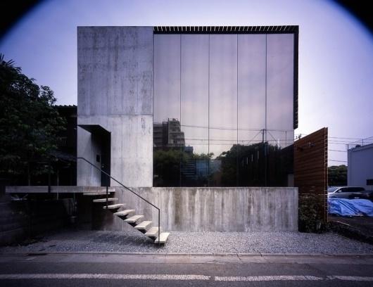 Architecture Photography: M3/KG / Mount Fuji Architects Studio - 039++ (49186) – ArchDaily #concrete #glass #architecture #window #archite
