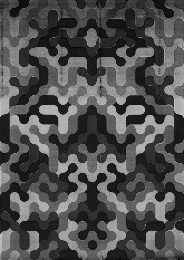 Graphic Porn #pattern #design #graphic #greyscale #grey