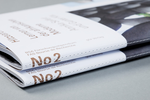 BSA N° 2 by Buero146 #binding #publication