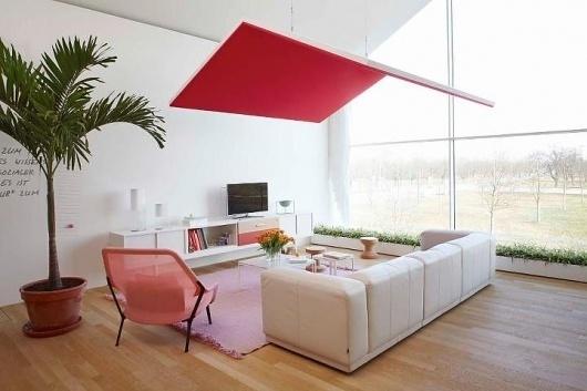VitraHaus with new interiors April 2012 #interior #design #vitra