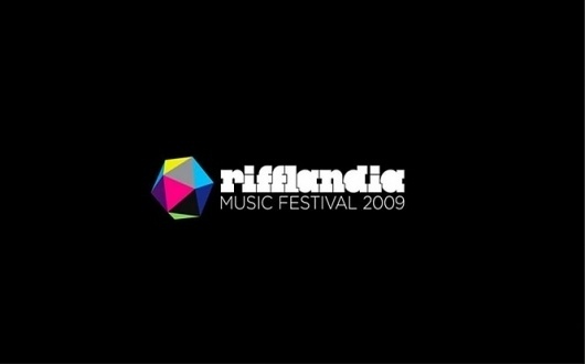 Rifflandia Music Festival   #festival #branding #rifflandia #music #logo