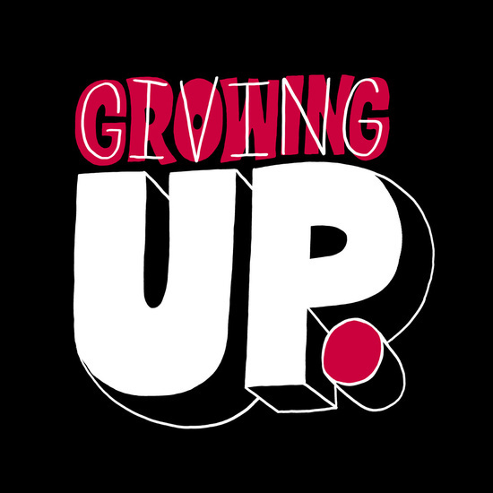 Growing up means giving up. by Chris Piascik