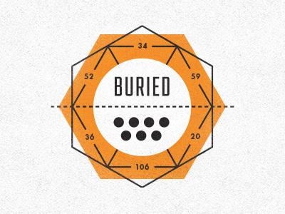 Buried sm #mark #breaking #icon #logo #bad
