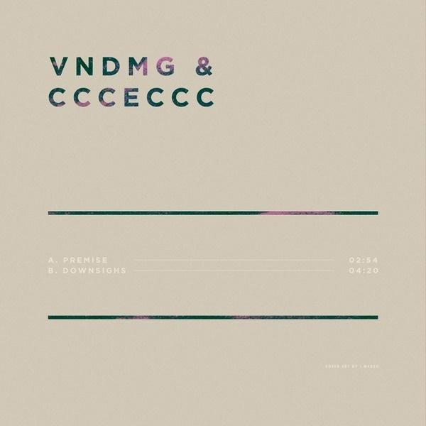 VNDMG + ccceccc J.Marsh #cover #album #design #art