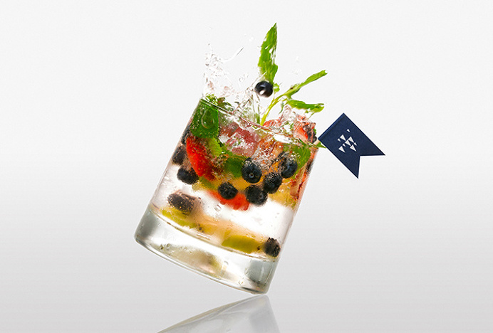 The Yachtsetter by Anagrama #print #graphic design #drink #flag