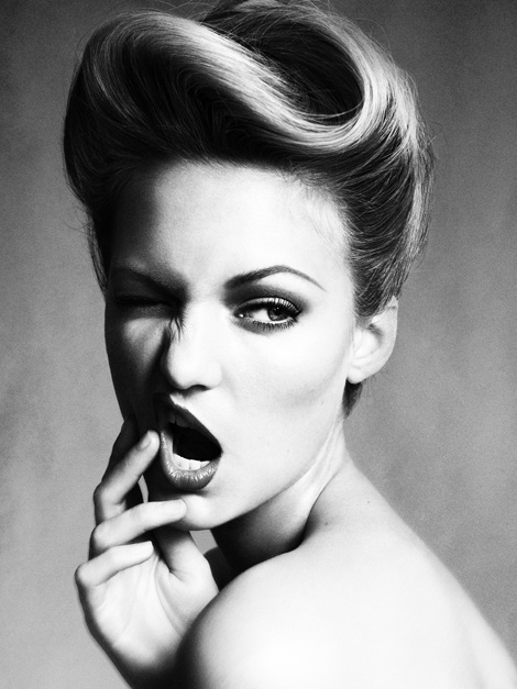 Alexandersson, Tush Magazine #woman #hair #photography #fashion #beauty