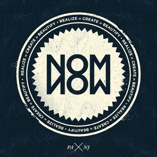 NOM NOW's Photos - Profile Pictures #design #circles #now #nom #typography