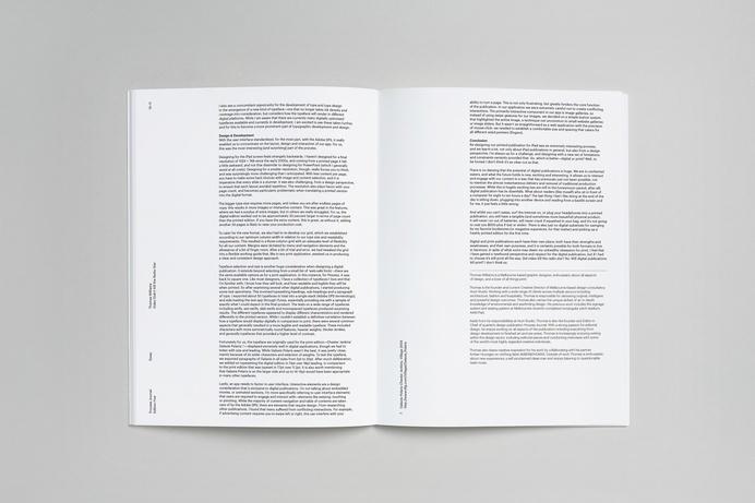 #processjournal #magazine #journal #publication #layout #type #grid #clean