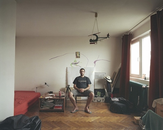 How Different People Live In Identical Apartments by Bogdan Gîrbovan