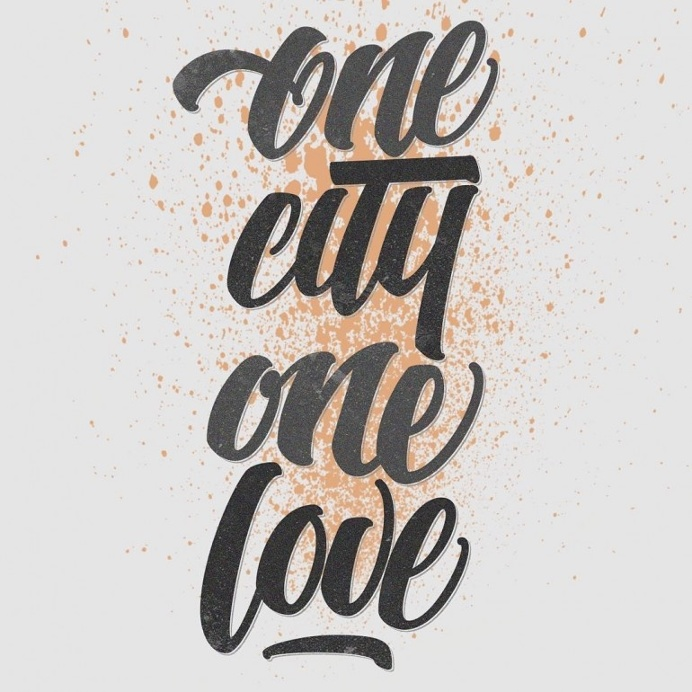 One city, one love