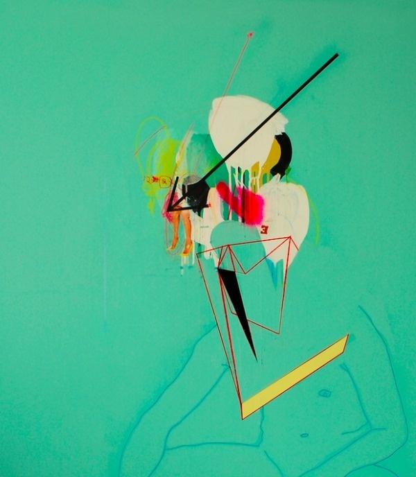 Emanuel Rodriguez | PICDIT #artist #painting #art #mixed #media