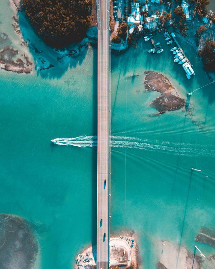 South Florida From Above: Drone Photography by Carlos Mitchell