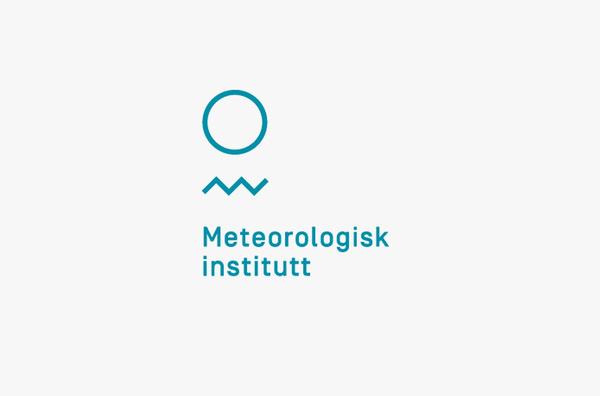 Meteorological Institute Meteorologisk institutt logo designed by Neue 1 #logo #design