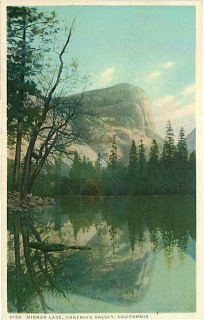 Make the Trek collection on eBay! #postcard #nature #vintage