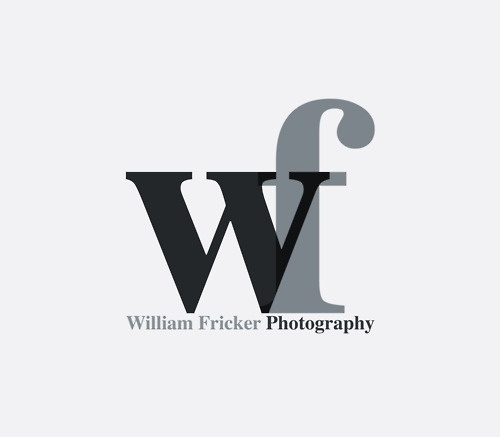 Frick #william #fricker #harry #logo #type
