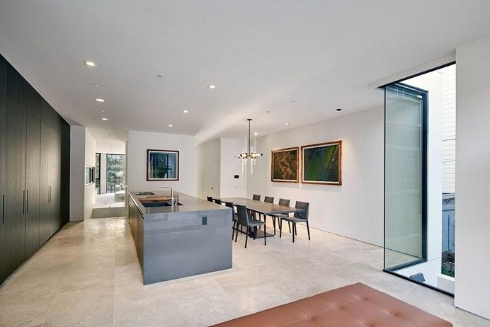 50 Oakwood House by Stanley Saitowitz-Natoma Architects 5