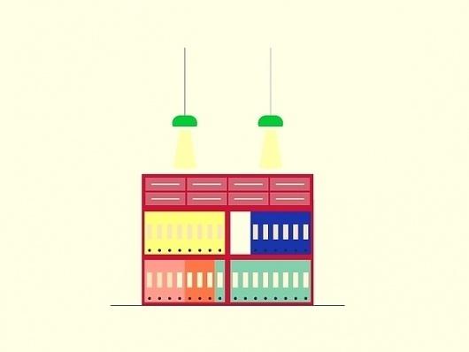 GRAFICA8bit : Work on the Behance Network #design #color #paint #illustration #christianconlh #drawing