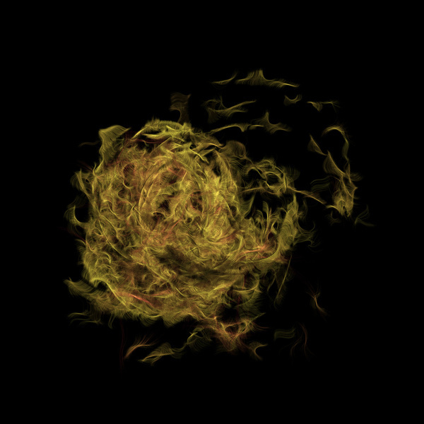 Mark Nystrom | Foragepress.com #movement #circle #script #organic