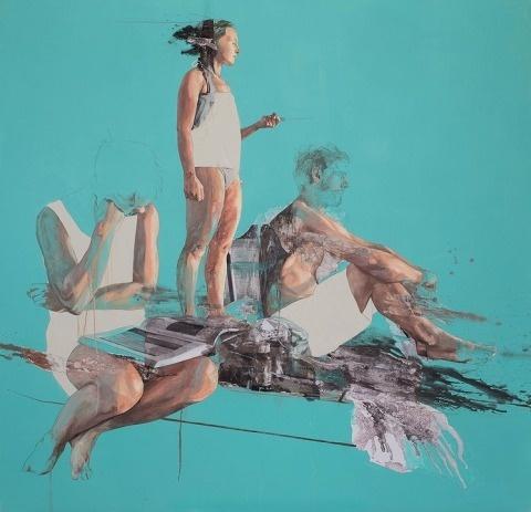 Jessica Rimondi   PICDIT #painting #design #art
