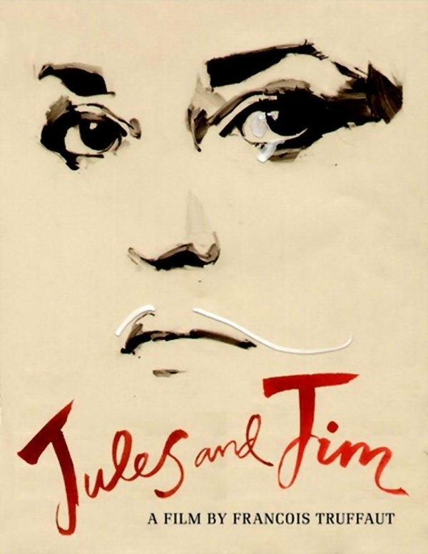 Jules and Jim #jim #movie #poster #and #jules