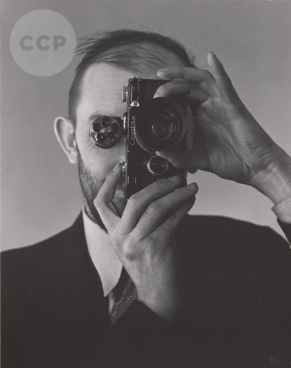 All sizes | Ansel Adams (After He Got a Contax Camera), by Edward Weston 1936 | Flickr - Photo Sharing! #ansel #weston #adams #edward