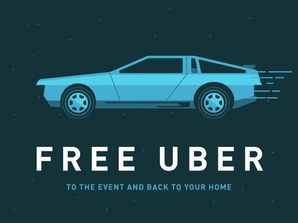 Free Uber #uber