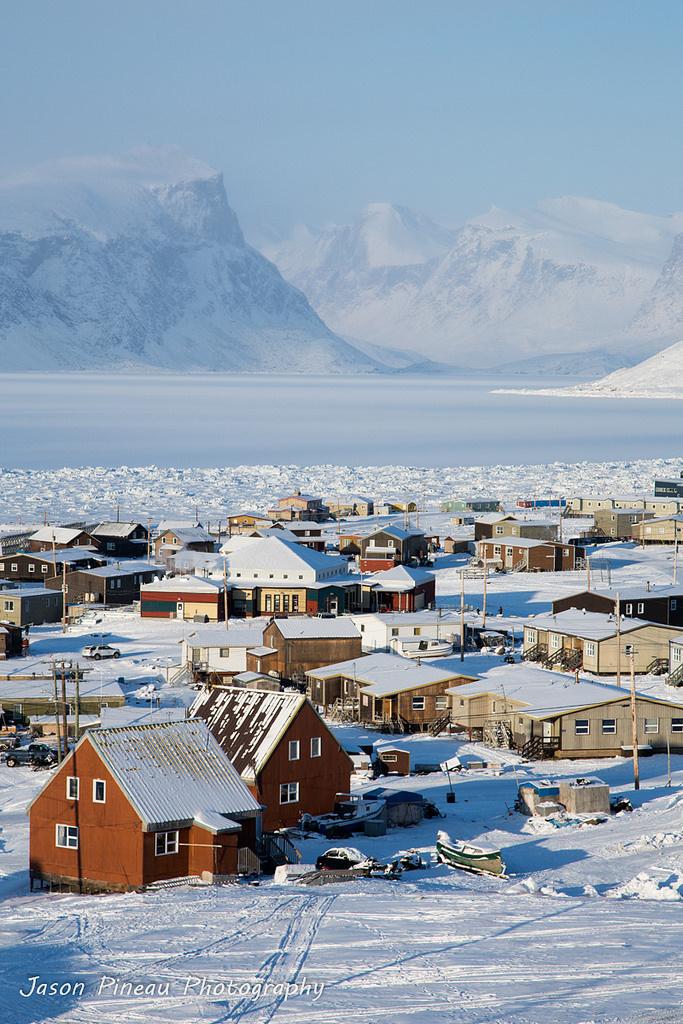 Pangnirtung, Nunavut   Canada (by Jason Pineau)