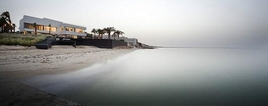 Onestep Creative #ocean #house #modern #the #kuwait #architecture #minimal #star
