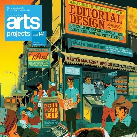 Paperfox Press Illustration - Blog #illustration #taylor #matt