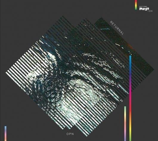 RA Reviews: Oneohtrix Point Never - Returnal (Album) #cover #album #colors #noise