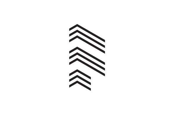 Fiell Logo Designed by Farrow Design #logo #design