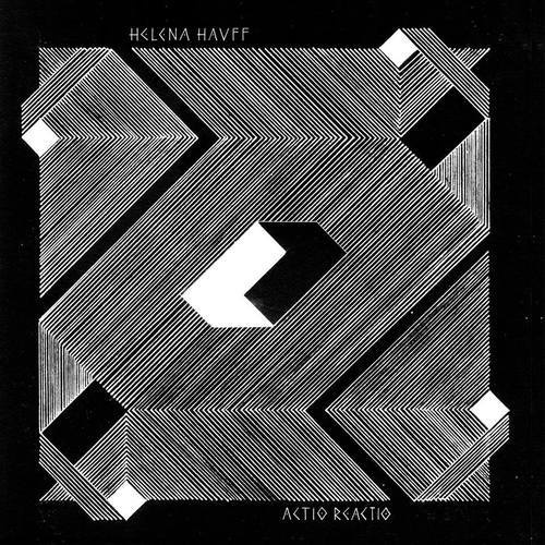 Helena Hauff #angle #pattern #geometric #slash