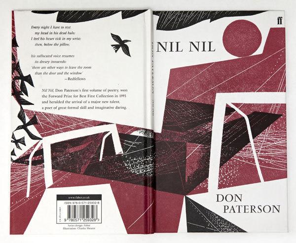 NILNIL_CHARLESSHEARER_FRONT #illustration #book #texture