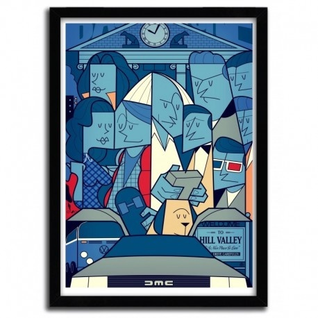 back to futur by ale giorgini