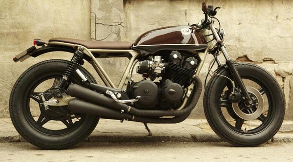 Cafe Racer Dream #bike #motorbike #motorcycle