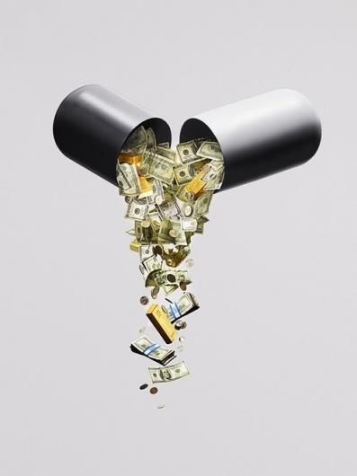 bakmaya değer. #illustration #medicine #money