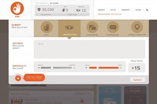 Ludlow Kingsley | Work | AOK #interactive #web