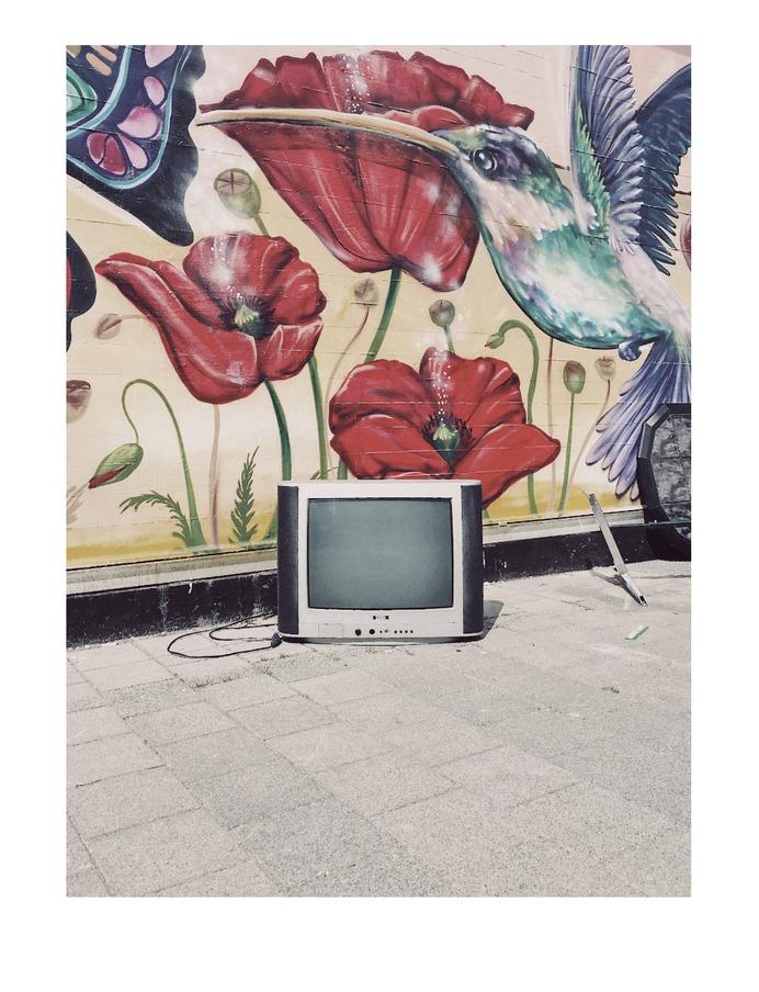 #tv #props PHOTOGRAPHIE © [ catrin mackowski ]