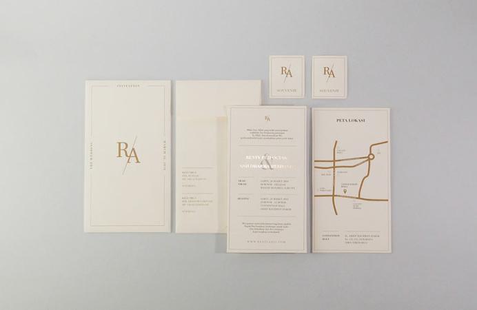 print, wedding, invitatio