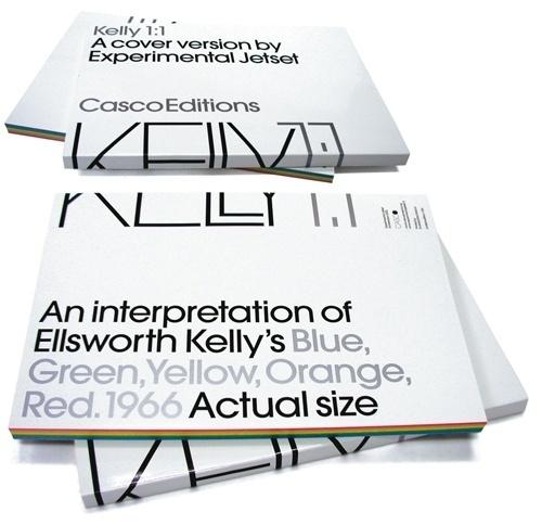Kelly 1:1 - Experimental Jetset #design #graphic #typography