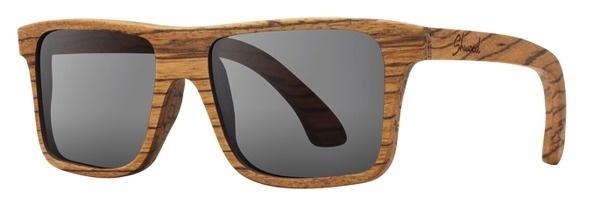 Shwood   Govy   Zebrawood   Wooden Sunglasses #glasses #wooden #zebrawood #sunglasses #wood #shwood #govy