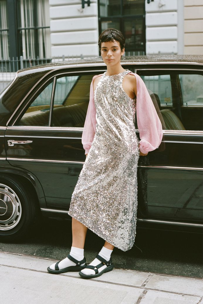 Sandy Liang Spring 2019 Ready-to-Wear Collection - Vogue