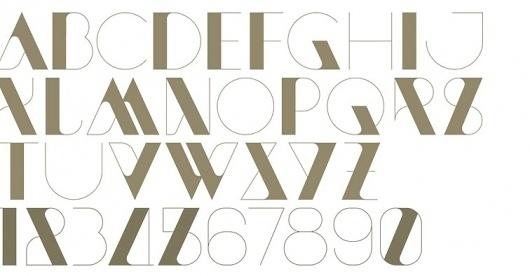 bench.li / Beautiful design inspiration from around the universe. #type #font