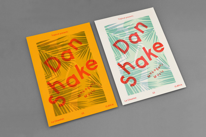 type, poster